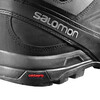 Salomon X Alp MTN GTX Hiking Shoes Men black/asphalt/flea